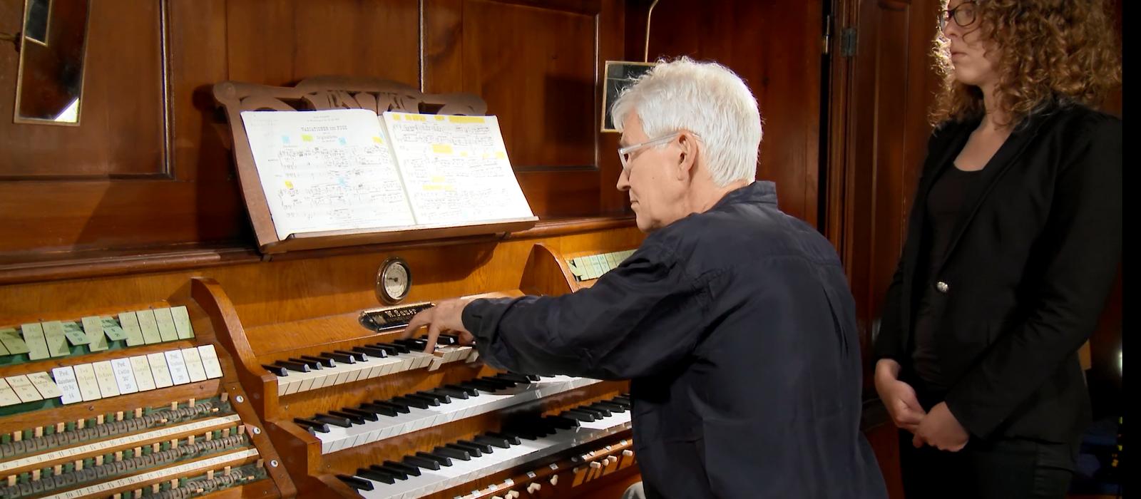 Introduction Reger Organ